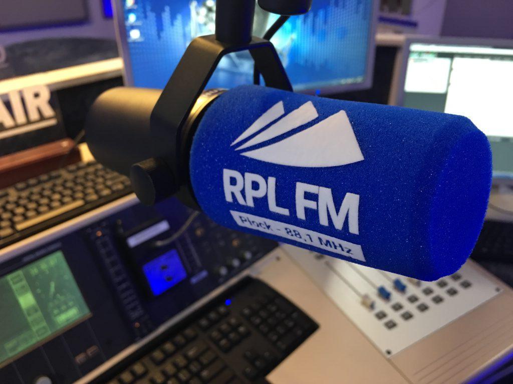 Znalezione obrazy dla zapytania: radio rpl fm